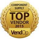 VendOp Component Supply awards