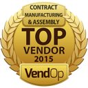 VendOp Contract Manufacturing & Assembly awards