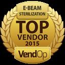 VendOp E-Beam Sterilization awards