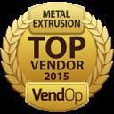 VendOp Extrusion - Metal awards