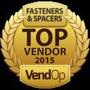 VendOp Fasteners & Spacers awards