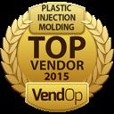 VendOp Injection Molding - Plastic awards