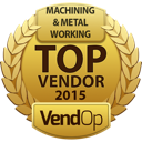 VendOp Machining & Metal Working awards