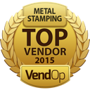 VendOp Metal Stamping awards