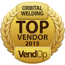 VendOp Orbital Welding awards