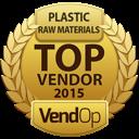 VendOp Raw Material - Plastic awards