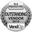 3D Systems Quickparts SLA - Stereolithography Best Vendor