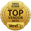 VendOp Swiss Screw awards