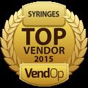 VendOp Syringes awards