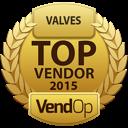 VendOp Valves awards