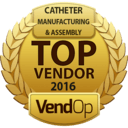VendOp Catheter Manufacturing & Assembly awards