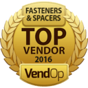 VendOp Fasteners & Spacers awards