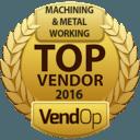 VendOp Machining & Metal Working awards