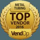 VendOp Metal Tubing awards