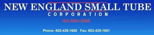 New England Small Tube Corp logo