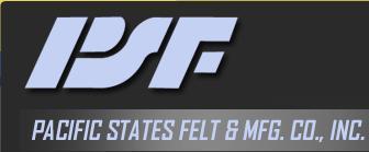 Pacific States Felt & Mfg Co logo