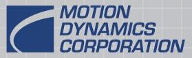 Motion Dynamics Corp logo