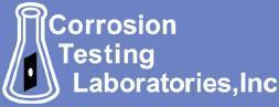 Corrosion Testing Laboratories, Inc logo