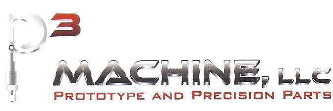 P3 Machine, LLC logo